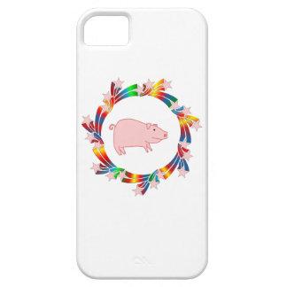 Capas Para iPhone 5 Estrelas do porco