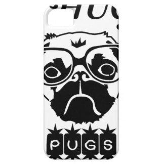 Capas Para iPhone 5 eu abraço pugs