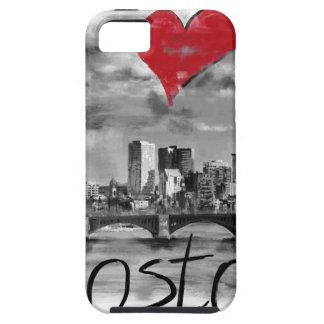 Capas Para iPhone 5 Eu amo Boston