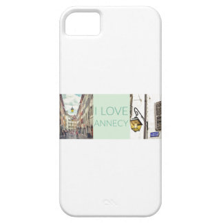 "Capas Para iPhone 5 ""Eu amo caso do iPhone 5/5S da case mate de"