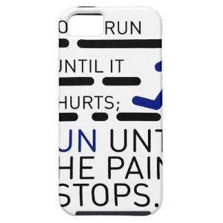 Capas Para iPhone 5 Eu funciono até que a dor pare