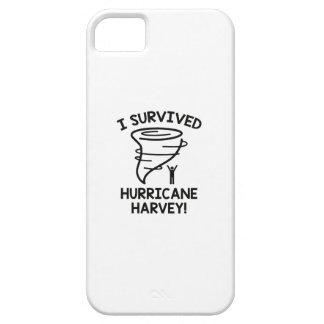 Capas Para iPhone 5 Eu sobrevivi ao furacão Harvey