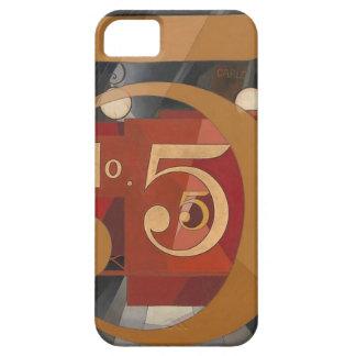 Capas Para iPhone 5 Eu vi figura 5 no ouro