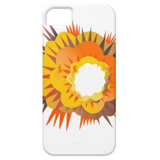 Capas Para iPhone 5 Explosão da bomba retro