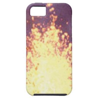 Capas Para iPhone 5 explosão do fogo