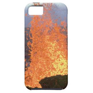 Capas Para iPhone 5 explosão do vulcão da lava