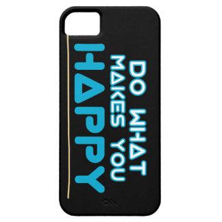 Capas Para iPhone 5 Faça-lhe o cobrir feliz