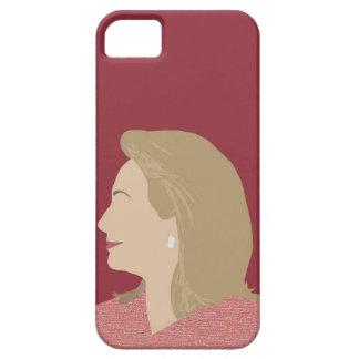 Capas Para iPhone 5 Feminista de Hillary Clinton