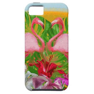 Capas Para iPhone 5 Flamingo