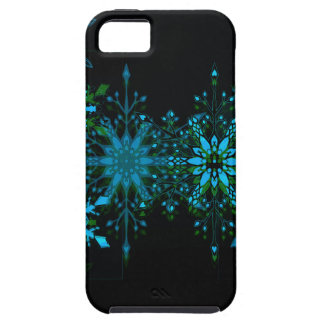 Capas Para iPhone 5 Flocos de neve