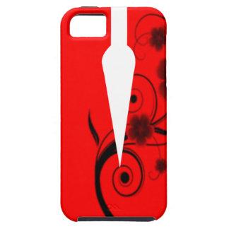 Capas Para iPhone 5 Flor da letra V