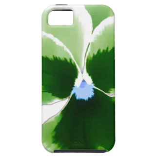 Capas Para iPhone 5 Flor verde 201711d do amor perfeito