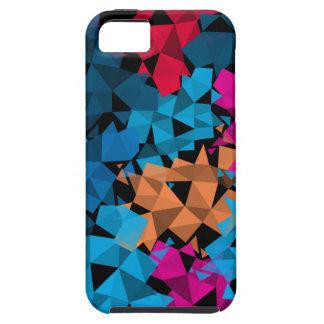 Capas Para iPhone 5 Formas 3D geométricas coloridas