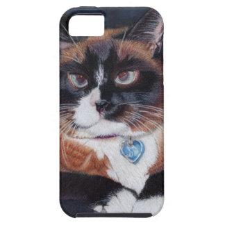 Capas Para iPhone 5 Gato bonito