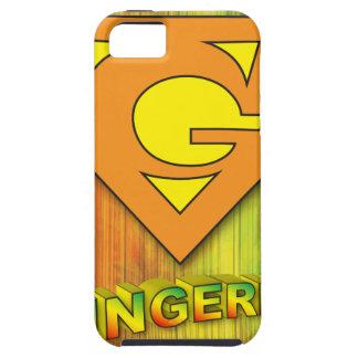 Capas Para iPhone 5 Gingermon