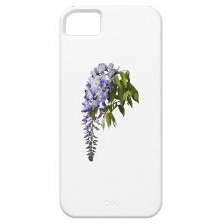 Capas Para iPhone 5 Glicínias e folhas