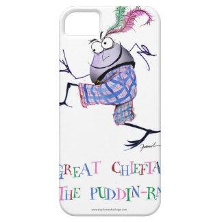 Capas Para iPhone 5 grande puddin-raça chieftan do o'the