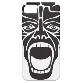 Capas Para iPhone 5 gritar estarrecente