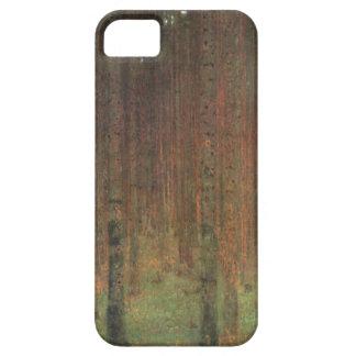 Capas Para iPhone 5 Gustavo Klimt - floresta do pinho