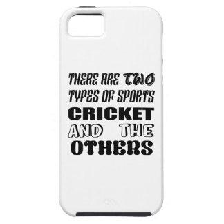 Capas Para iPhone 5 Há dois tipos de esportes cricket e outro
