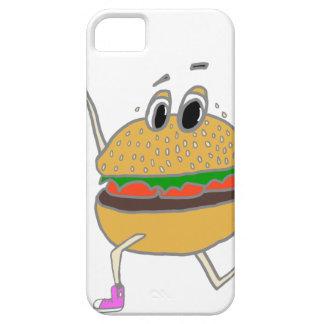 Capas Para iPhone 5 hamburguer running