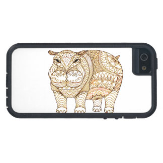 Capas Para iPhone 5 Hipopótamo