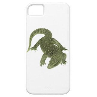 Capas Para iPhone 5 Iguana Sneaky de Galápagos