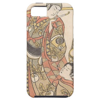 Capas Para iPhone 5 Japonês Woodprint