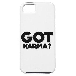 Capas Para iPhone 5 Karmas obtidas, palavras do texto