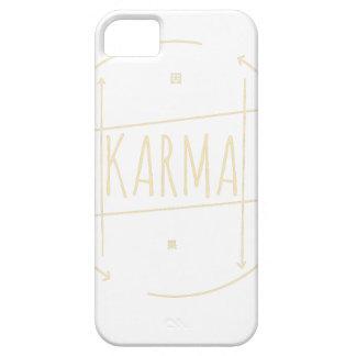 Capas Para iPhone 5 Karmas (para o fundo escuro)