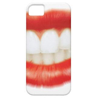 Capas Para iPhone 5 Lábios vermelhos
