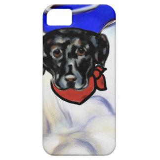 Capas Para iPhone 5 Labrador retriever preto