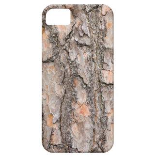 Capas Para iPhone 5 Latido do pinheiro escocês como o fundo