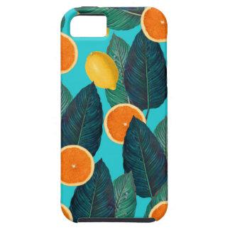 Capas Para iPhone 5 limões e cerceta das laranjas