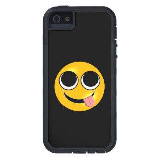 Capas Para iPhone 5 Língua para fora Emoji
