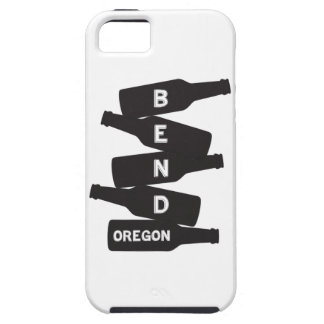 Capas Para iPhone 5 Logotipo da pilha da garrafa de cerveja de Oregon