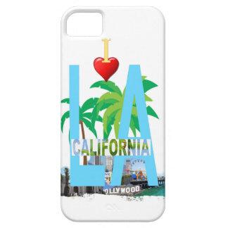 Capas Para iPhone 5 Los Angeles l uma cidade EUA América de Califórnia