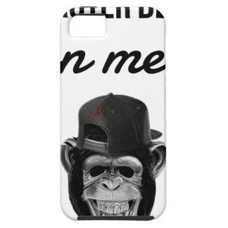Capas Para iPhone 5 macaco do defeito