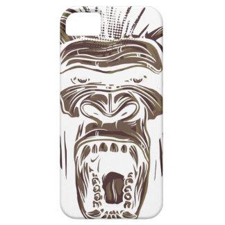 Capas Para iPhone 5 macaco feio do vintage