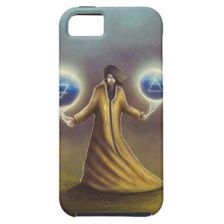 Capas Para iPhone 5 mágica da fantasia do feiticeiro