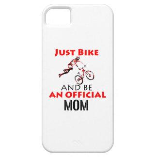 Capas Para iPhone 5 mamã da motocicleta