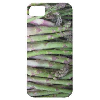 Capas Para iPhone 5 Mão fresca do aspargo escolhida do jardim