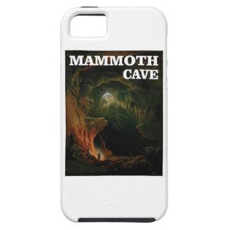 Capas Para iPhone 5 marrom gigantesco da caverna