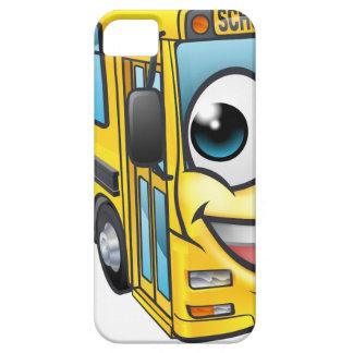 Capas Para iPhone 5 Mascote do personagem de desenho animado do auto