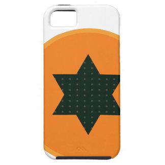 Capas Para iPhone 5 meia fruta da estrela