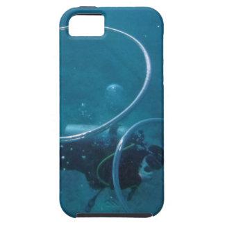 Capas Para iPhone 5 Mergulhador de mergulhador