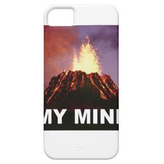 Capas Para iPhone 5 minha mente do vulcão