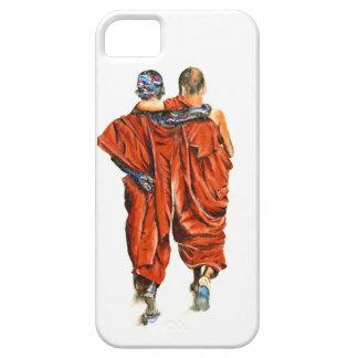 Capas Para iPhone 5 Monges budistas