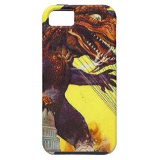 Capas Para iPhone 5 monstro do lagarto gigante