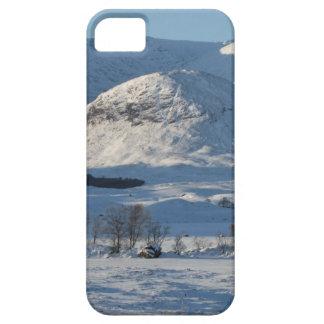 Capas Para iPhone 5 Montagem preta, Scotland 8161